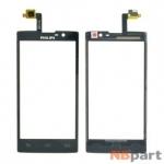 Тачскрин для Philips Xenium W3500 черный