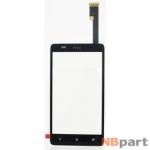 Тачскрин для HTC Desire 400 dual sim черный