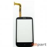 Тачскрин для HTC Desire C черный