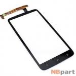 Тачскрин для HTC One X (S720E) черный