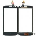Тачскрин для ZTE Blade Q Lux 3G черный