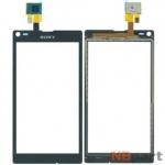 Тачскрин для Sony Xperia L C2105 черный
