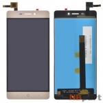 Модуль (дисплей + тачскрин) для ZTE Blade X9 золото