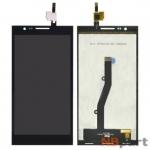 Модуль (дисплей + тачскрин) для МТС SMART Surf 4G черный