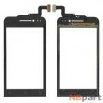 Тачскрин для ASUS ZenFone 4 (A400CG) черный