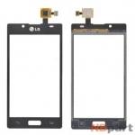 Тачскрин для LG Optimus L7 P705 черный