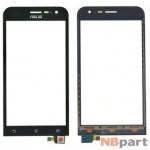 Тачскрин для Asus ZenFone 2 ZE500CL Z00D черный