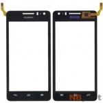 Тачскрин для Huawei Honor 2 U9508 черный