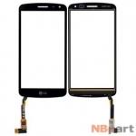 Тачскрин для LG K5 X220ds черный