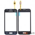Тачскрин Samsung Galaxy J1 mini (SM-J105H/DS) черный (оригинал)