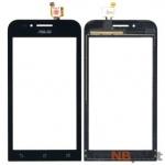 Тачскрин для ASUS ZenFone Go ZC451TG черный