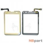 Тачскрин для Nokia C3-01 золото