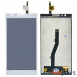 Модуль (дисплей + тачскрин) для МТС SMART Surf 4G белый