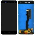 Модуль (дисплей + тачскрин) для ZTE Blade V8 Mini черный