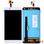 Модуль (дисплей + тачскрин) для ZTE Nubia N1 NX541J белый