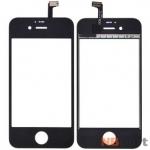 Тачскрин для Apple Iphone 4 черный