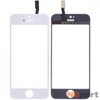 Тачскрин для Apple Iphone 5S белый