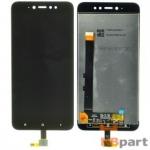 Модуль (дисплей + тачскрин) для Xiaomi Redmi Note 5A Prime черный