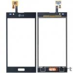 Тачскрин для LG Optimus LTE2 F160 черный