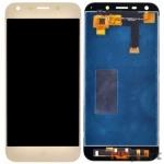 Модуль (дисплей + тачскрин) для ZTE Blade A6 золото