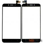 Тачскрин для ASUS ZenFone 3 Max (ZC553KL) черный