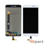 Модуль (дисплей + тачскрин) для Xiaomi Redmi Note 5A белый