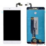 Модуль (дисплей + тачскрин) для Xiaomi Redmi Note 4X белый