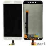 Модуль (дисплей + тачскрин) для Xiaomi Redmi Note 5A Prime белый