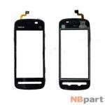 Тачскрин для Nokia 5230 GZ2012-30 черный