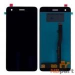 Модуль (дисплей + тачскрин) для ZTE Blade A6 Max черный
