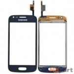 Тачскрин для Samsung Galaxy Ace 3 GT-S7270 синий
