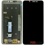 Модуль (дисплей + тачскрин) для Xiaomi Redmi Note 6 Pro черный