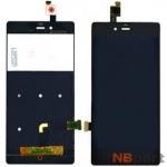 Модуль (дисплей + тачскрин) для ZTE Nubia Z9 mini NX511J черный