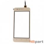 Тачскрин для Huawei Y3 II 4G (LUA-L21) золото