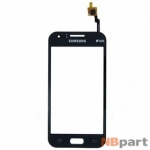 Тачскрин для Samsung Galaxy J1 SM-J100H/DS черный