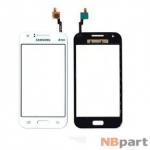 Тачскрин для Samsung Galaxy J1 SM-J100H/DS белый
