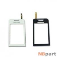 Тачскрин для Samsung Star GT-S5230 белый
