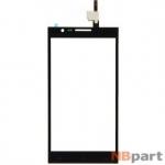 Тачскрин для МТС SMART Surf 4G черный