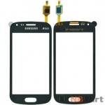 Тачскрин для Samsung Galaxy S Duos GT-S7562 черный