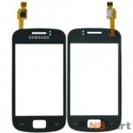 Тачскрин для Samsung GALAXY Mini 2 (GT-S6500D) черный