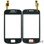 Тачскрин для Samsung GALAXY Mini 2 (GT-S6500D) черный