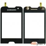 Тачскрин для Samsung GT-S5600 черный