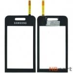 Тачскрин для Samsung Star GT-S5230 черный