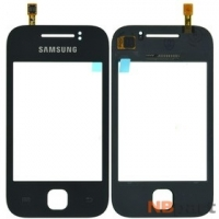 Тачскрин для Samsung Galaxy Y GT-S5360 черный (оригинал)