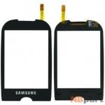 Тачскрин для Samsung GT-S3650 Corby черный (оригинал)