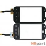 Тачскрин для Samsung SPH-M920 черный (оригинал)