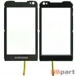 Тачскрин для Samsung SGH-i900 черный