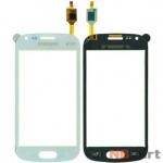 Тачскрин для Samsung Galaxy S Duos GT-S7562 белый