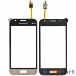 Тачскрин для Samsung Galaxy J1 mini (SM-J105H/DS) золото