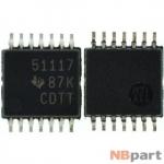 TPS51117PW - ШИМ-контроллер Texas Instruments